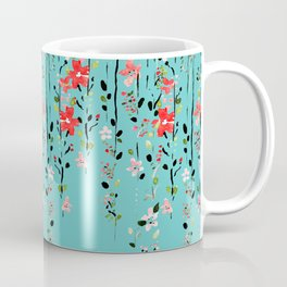 Floral Dilemma #society6 #decor #buyart Coffee Mug