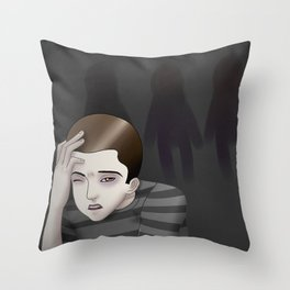 Play Off... Throw Pillow
