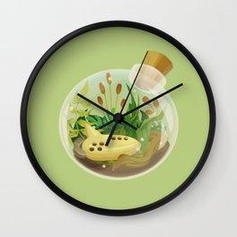 Ocarina of Time Wall Clock