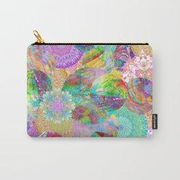 Rainbow Mandala Magic Carry-All Pouch