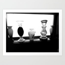 Vases (II) Art Print