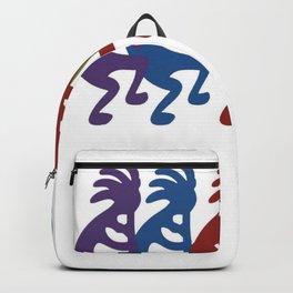 Kokopelli - The Fertility Deity Backpack