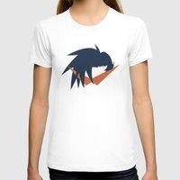 gurren lagann T-shirts featuring Minimalist Kamina by 5eth