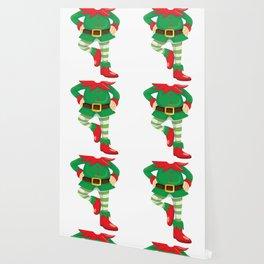 Elf Gift Wallpaper