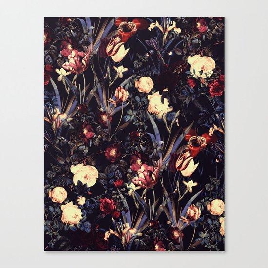 Night Forest VI Canvas Print