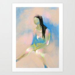 Color Fun 01 Art Print