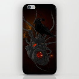 Coal My Heart iPhone Skin