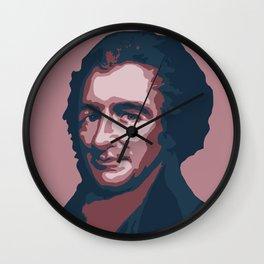 Thomas Paine Wall Clock