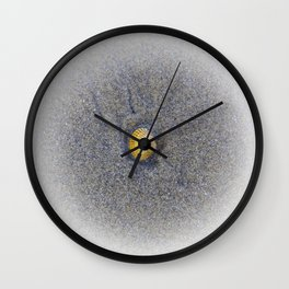Seashells & Sand 2 Wall Clock