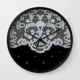 Crocheted / Craft II Wall Clock