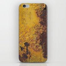 Tracker iPhone Skin