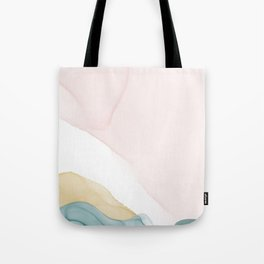 DREAM COLLECTION TEAL Tote Bag