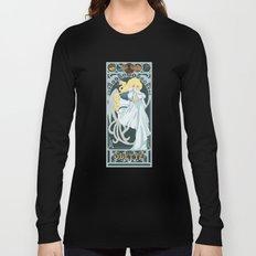 Odette Nouveau - Swan Princess Long Sleeve T-shirt
