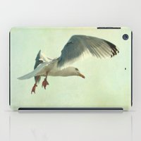 fly iPad Cases featuring Fly by The Last Sparrow