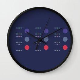 8 E=Chipup7 Wall Clock