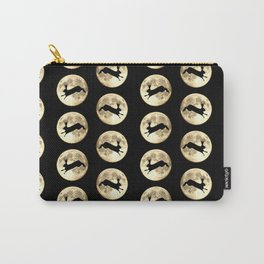 Hare Moon Carry-All Pouch