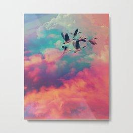 Blue hour Metal Print