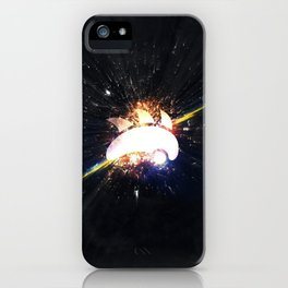 Sonik is Back (Explosion) iPhone Case