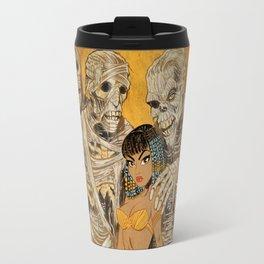 Mistress of the Mummies Travel Mug