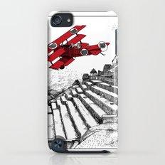 asc 114 - Le Baron Rouge & son ours Darwin (La montagne où tombent les étoiles) iPod touch Slim Case