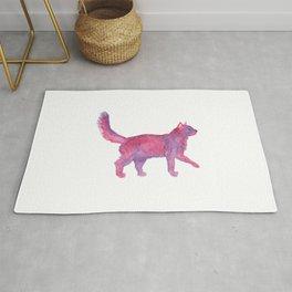 Les Animaux: Cat Rug
