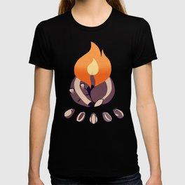 badger for lauren T-shirt