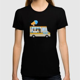 Breaking tradition - Walt and Jesse make ice cream T-shirt