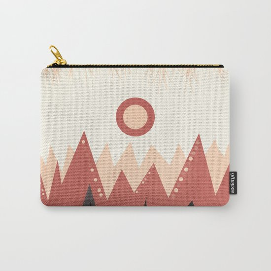 Landscape A. Carry-All Pouch