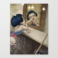 circus Canvas Prints featuring Circus by daltrOnde