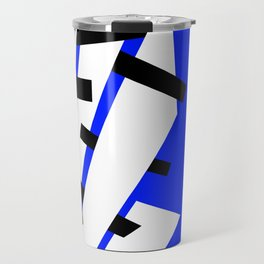Flag of Information Travel Mug