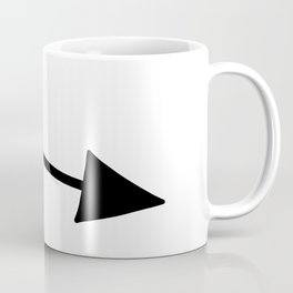 Arrow Cursor Coffee Mug