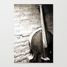 An Old Classic. Canvas Print