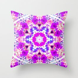 the passions of paris Throw Pillow