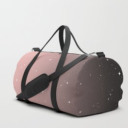 Keep On Shining - Pink Mist Duffle Bag