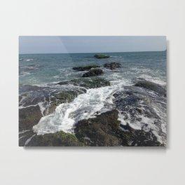 Oceanica Metal Print