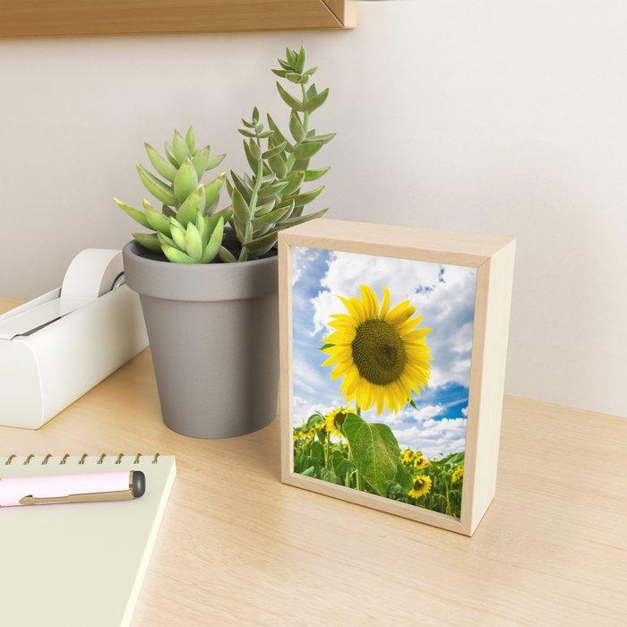 Heart of Tuscany Framed Mini Art Print