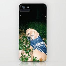 Hank making love to the night iPhone Case