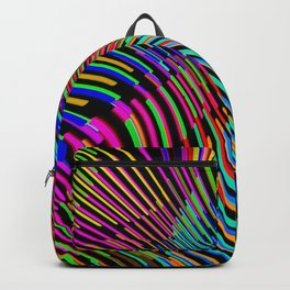 Vague Colorée Backpack