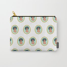 Valentine Pinup 3 Carry-All Pouch