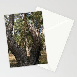 DEEP SUMMER FOREST Stationery Cards