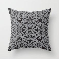 Gothique Throw Pillow