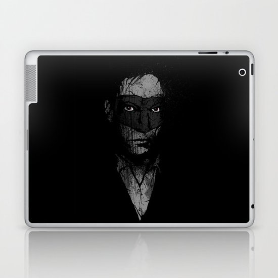 Father Hazard (Red Eyes) Laptop & iPad Skin