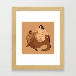 The Furies Framed Art Print