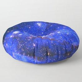 Magellanic Cloud Floor Pillow