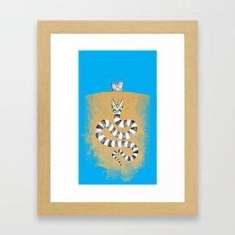 Recently Deceased Framed Art Print