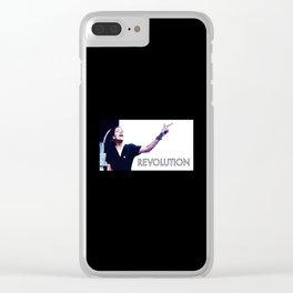 Alexandria Clear iPhone Case