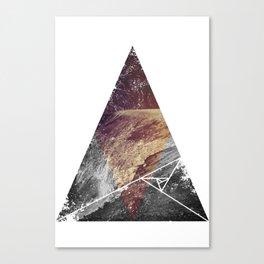 Tri-Mou Canvas Print