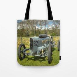 Mitchell Racing Car Tote Bag