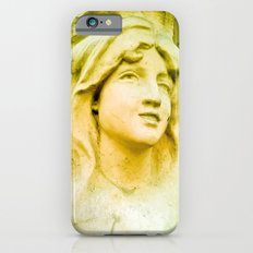 Hopeful and with great faith. iPhone 6s Slim Case