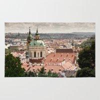 prague Area & Throw Rugs featuring Prague by Alexander